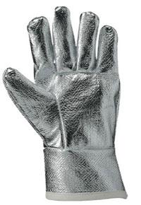 guanti anticalore alluminizzati