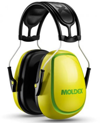 cuffie moldex M4